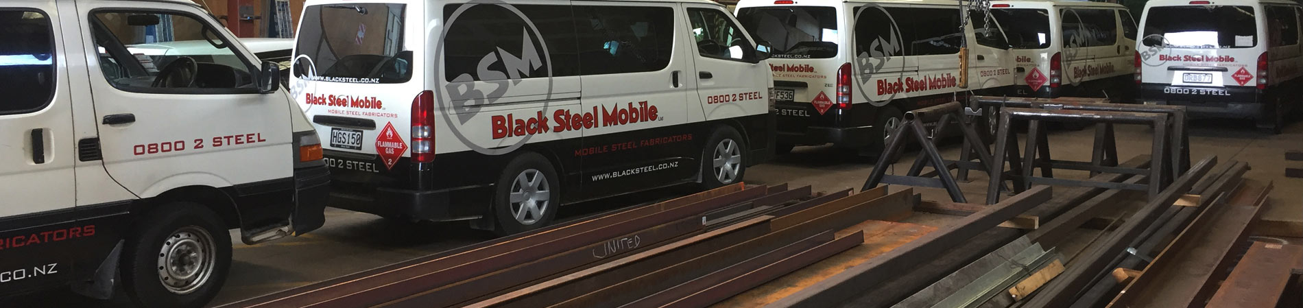 About Black Steel Mobile