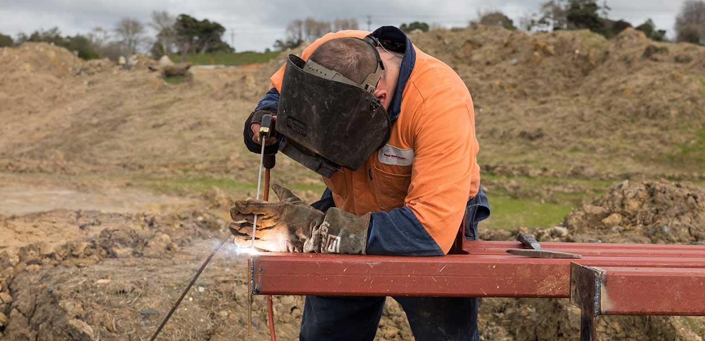 STEEL WELDING   Auckland   MOBILE WELDING